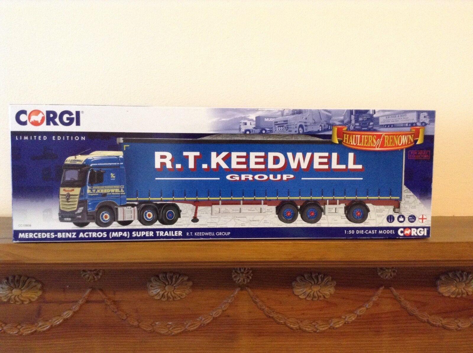 Corgi 1 50 Scale CC15808 R.T.Keedwell