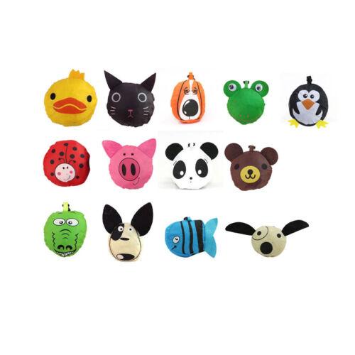 New Eco Travel Foldable Handbag Grocery Tote Storage Reusable Duck Shopping Bag