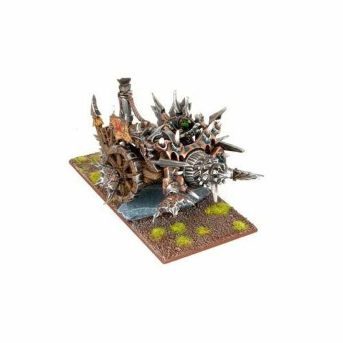 bundle of 3 sets in generic packaging Kings of War Goblin Mincer