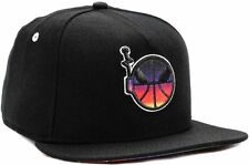 NIKE true meteor AREA 72 ray guns fitted hat  7 5/8  61cm  BLACK basketball SB