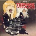 Teenage Scream 0856136002711 by That's Outrageous CD