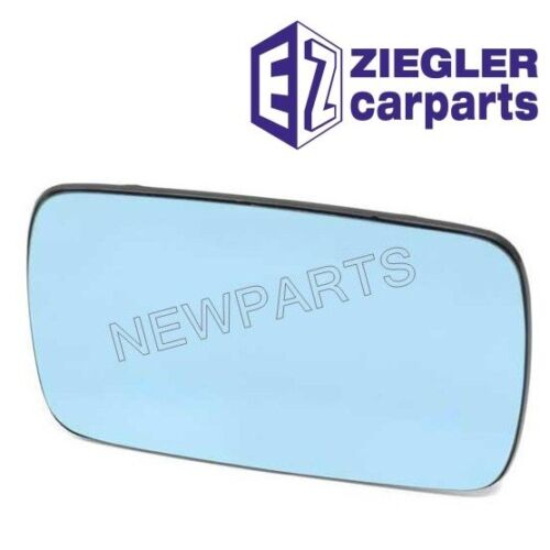 For BMW E36 318i 318is Driver Left Door Mirror Glass-Non-Heated EZ 08.62.272