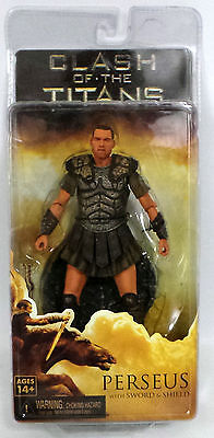 NECA Free Shipping! 7 inch Perseus Clash of the Titans