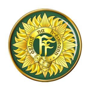 Irlandais-Forces-de-Defense-Broche-Badge