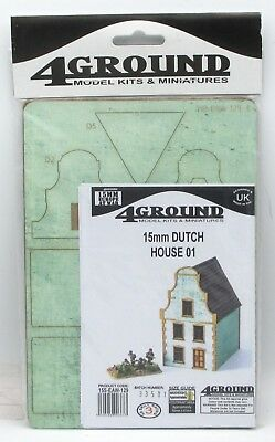 Dutch House 03-15mm 4GROUND 15S-EAW-131