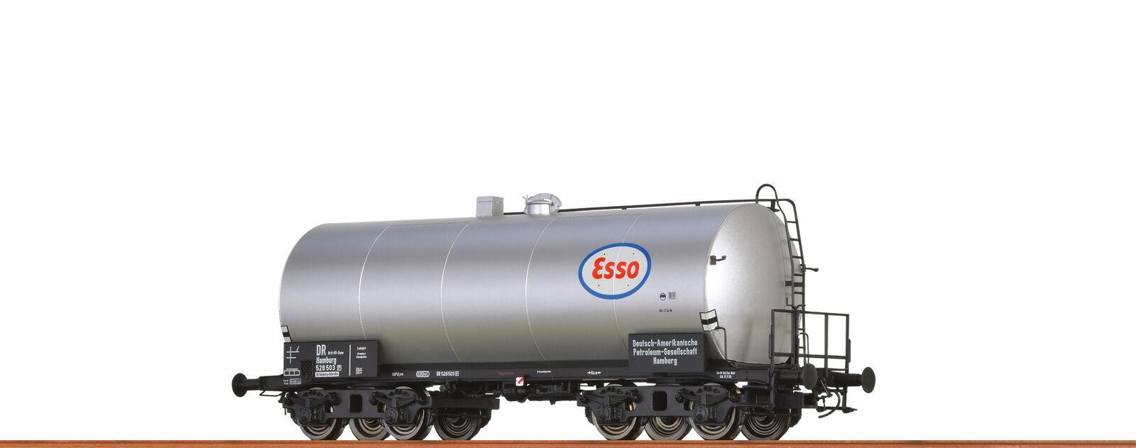 BRAWA 48944 H0 Kesselwagen ZZ  Brit, Brit, Brit, III, Esso DC  | Deutschland Online Shop  db063b