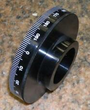 New Dial With200 Graduations For Bridgeport Series I Mills Step Pulley Or Vs