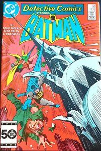 DETECTIVE-COMICS-558-VF-NIGHT-SLAYER-CATWOMAN-Conclusion-DC-Comics-BATMAN-1986