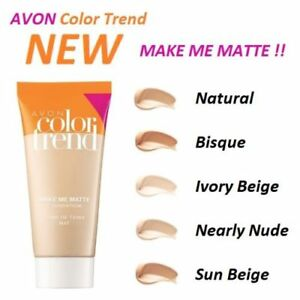 AVON-Color-Trend-MAKE-ME-MATTE-Foundation-Concealing-30-ml