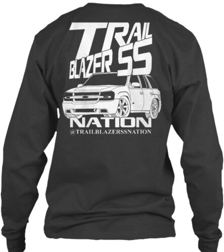 Trail Blazer 55 Gildan Long Sleeve Tee T-Shirt Trailblazer Ss Nation