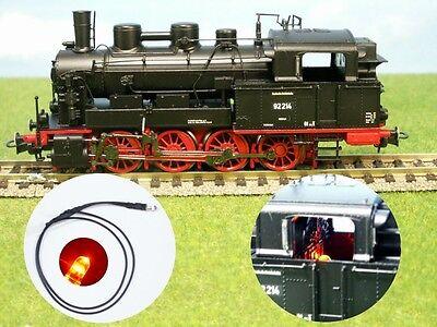 S220 - Brandflackern für Dampflok H0 + TT Feuer Kessel Stehkessel Feuerbüchse