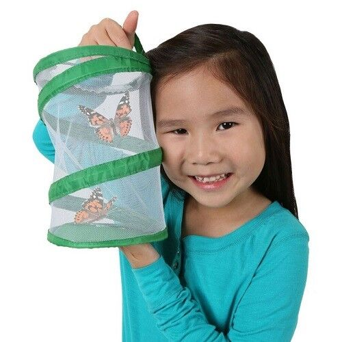 POP UP PORT A BUG mesh VIEWER with carry case  insects minibeasts creatures