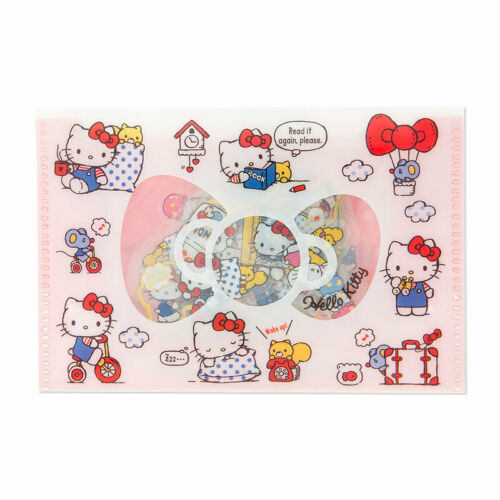 Cinnamoroll Hello Kitty Sticker Pack Japan Sanrio Characters Mix