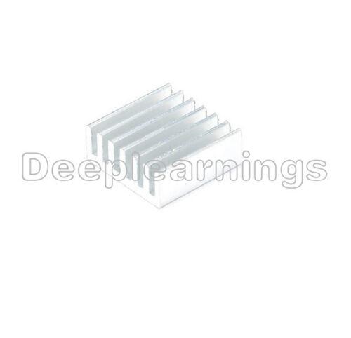 20PCS DIY LED Power Memory Chip IC High Quality 14x14x6mm Aluminum Heat Sink