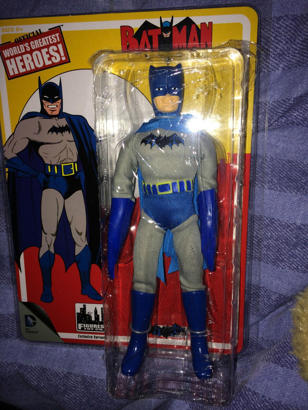 Erster auftritt - serie einen retro - batman - figur