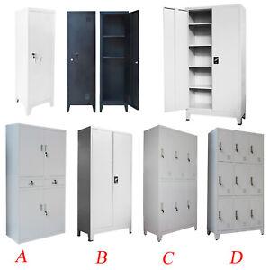 Storage Cupboard Filing Cabinet Locker