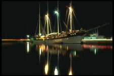 287002 Flag Ship Wind Jammer Fleet Nassau Bahamas A4 Photo Print