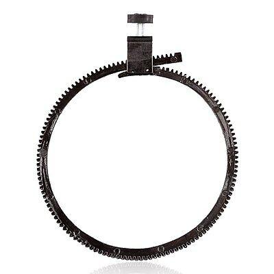 Adjustable Lens Flexible Follow Focus Gear Ring Belt for Camcorder Cameras Canon