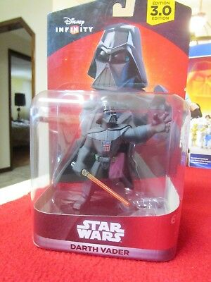 Disney Infinity 3.0 Edition: Star Wars Darth Vader Figure Free Shipping, NEW