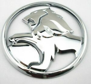 1-x-Lion-Rear-Trunk-Badge-for-Holden-95mm-Brand-New-Commodore-HSV-Maloo-R8