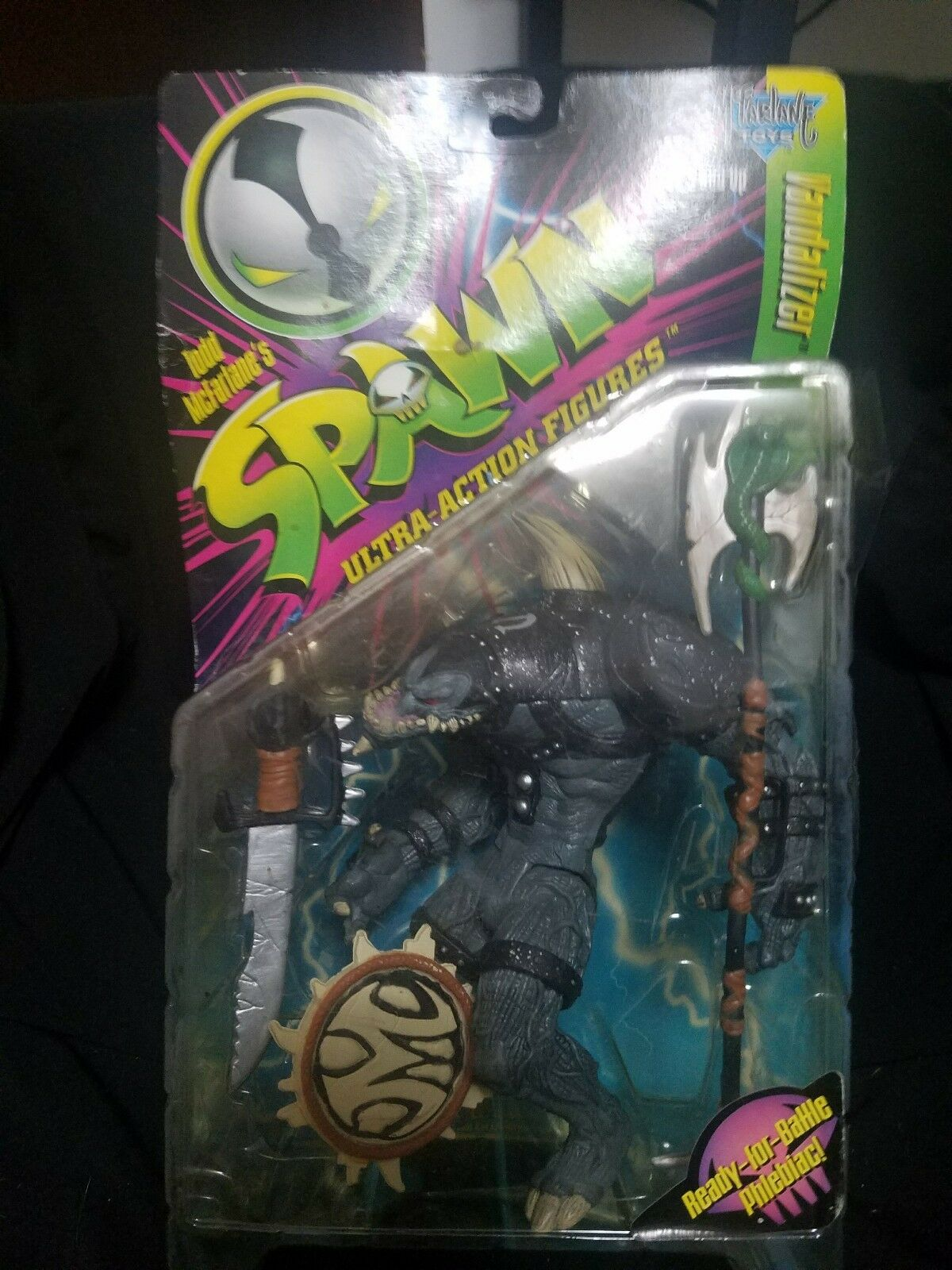 Spawn The Vandalizer Action Figure Nuovo