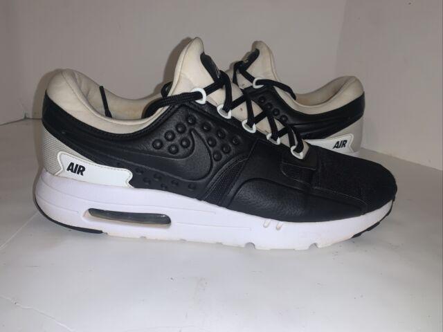 Size 11.5 - Nike Air Max Zero Premium Black White 2017 for sale ...