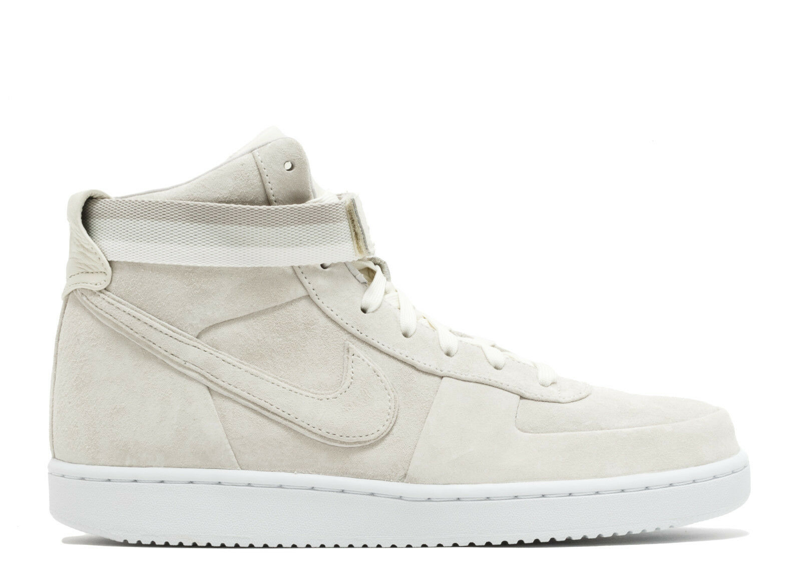 Nike Vandal High PRM SZ 9 John Elliott White Sail Off White Elliott Premium Suede AH7171-101 9e9af9