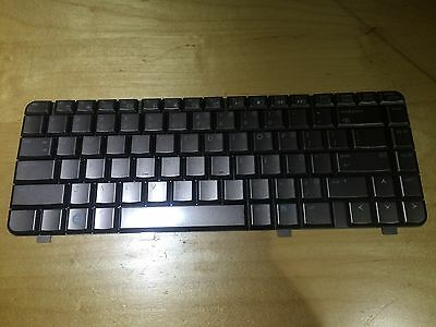 NW HP Pavilion DV4 DV-4 DV 4 Bronze Keyboard 495646-001 504454-001 Black