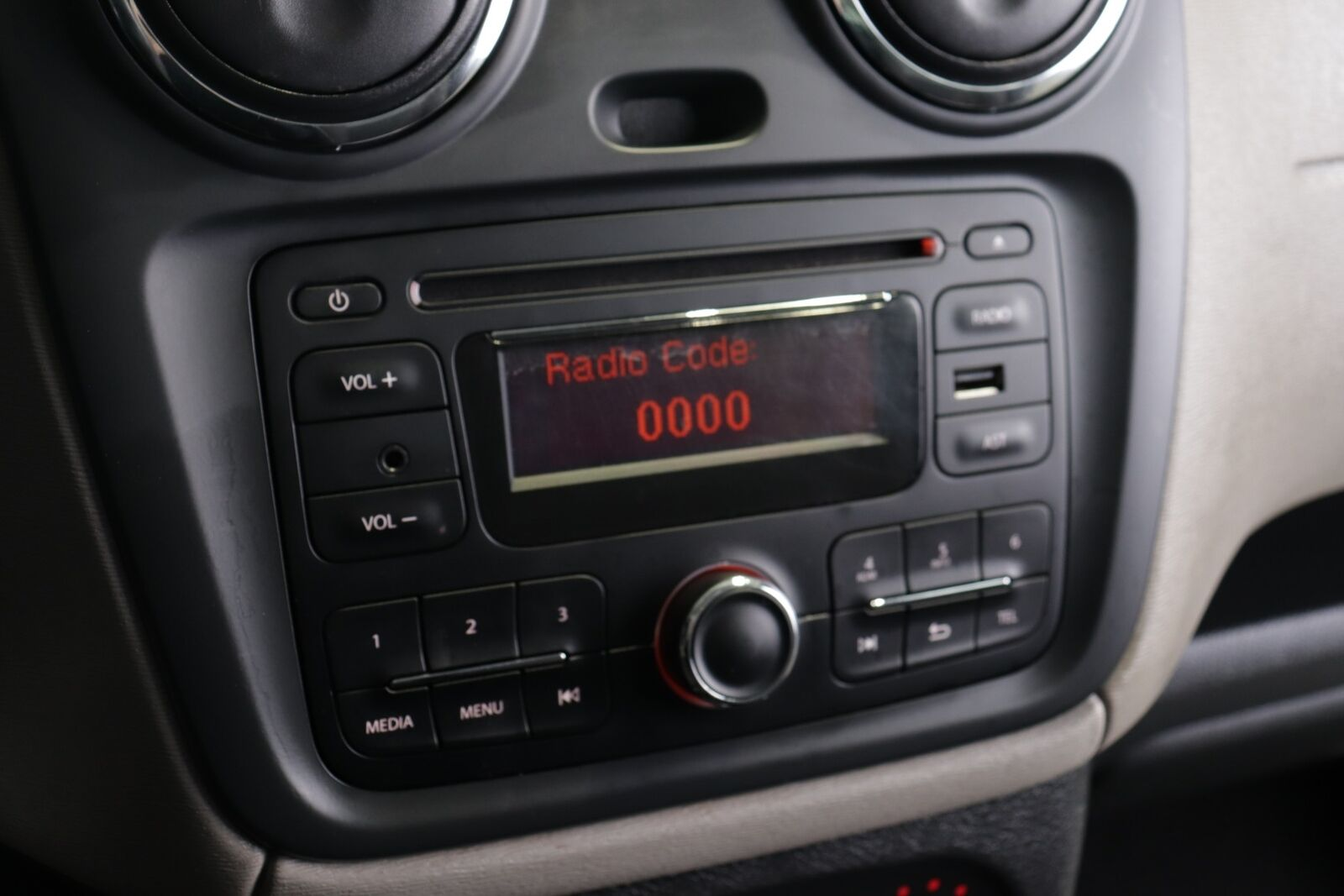 Dacia Lodgy dCi 90 Ambiance 7prs