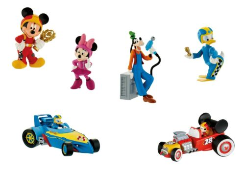 Mickey and the Roadster Racers Bullyland Figuren Sammelfigur Auswahl