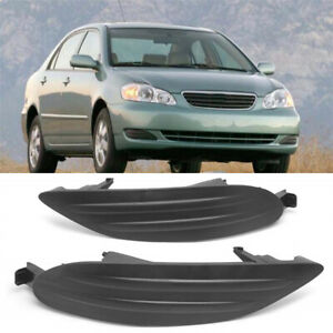 Rear Bumper Cover Replacement for 2003-2008 Toyota Corolla S 03-08 MBI AUTO TO1100209 Painted to Match