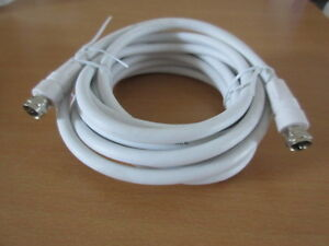V7-V7SATB-3-5M-WHT-3-Meter-Sat-Kabel-RG59-75-Ohm-ohne-original-Verpackung