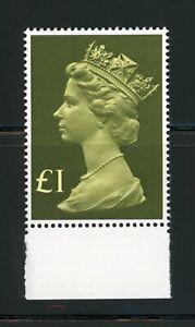 Great Britain MNH #MH169 Machin Stamp