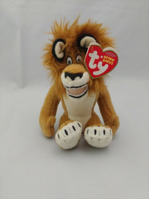 Alex The Lion Madagascar Escape 2 Africa Hooga Loo Plush For Sale Online Ebay
