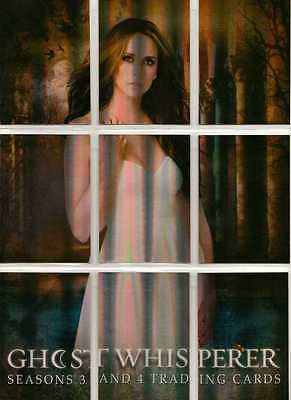 ALL 9 GHOST WHISPERER SEASONS 3 /& 4 QUOTES FOILS SET
