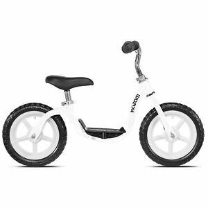 KaZAM-Tyro-V2E-Adjustable-Step-Through-Learning-Balance-Bike-for-Kids-White