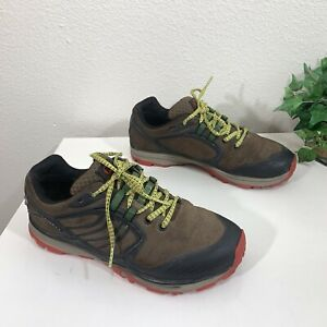 Merrell Verterra Waterproof Mens Hiking Shoe Size Brown Size 7.5