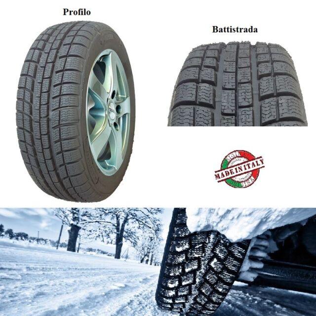 Neumáticos Invierno Homologado Wintergreen Snow2 Hecho en Italia 195/55 R15 85v
