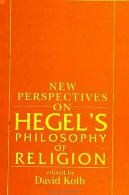 New Perspectives on Hegel's Philosophy of Religion, , , Good, 1992-10-01,