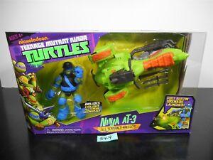 Teenage Mutant Ninja Turtles TMNT Ninja AT3 with All Terrain Leo