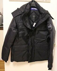 Canada-Goose-x-Junya-Watanabe-Ripstop-Coat-Jacket-Size-Extra-Large-XL-Brand-New