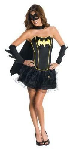 La Batgirl di donna corsetto e Tutu Costume Costume da Batman Movie