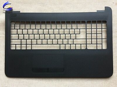 New AP1EM000A00 HP 250 G5 15-AC 15 AC Palmrest Keyboard Bezel Upper Case Black