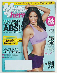 0acd7cda9ca Image is loading Muscle-amp-Fitness-HERS-Magazine-July-August-2013-