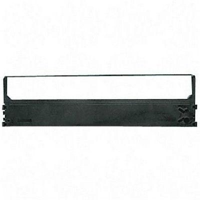 6 NEW Black Ribbons for Porelon 11572 Citizen GSX120D//140  Nylon Printer Ribbons