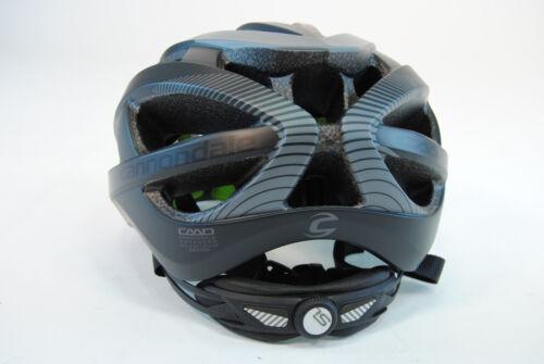 Cannondale CAAD Bicycle Helmet Black//Silver 52-58cm Small//Medium