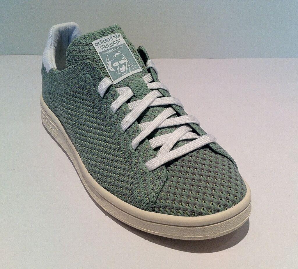 ADIDAS ORIGINALS 'Stan Smith' PRIMEKNIT NM Unisex Sneakers US5.5 EU38 NIB S82634