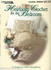 Heirloom Crochet for the Bedroom Patricia Kristoffersen Instruction Pattern Book