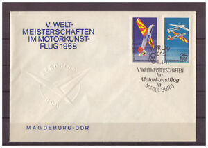 DDR-FDC-WM-im-Motorkunstflug-MiNr-1391-1392-ESSt-Berlin-13-08-1968
