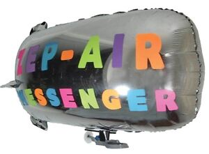 ZEP-AIR-Messenger-RC-Blimp-Indoor-Zeppelin-Helium-Party-Balloon-Electric-Airship